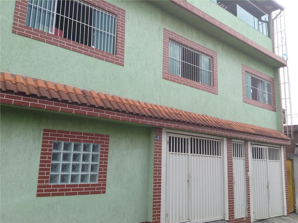 Casa 3 Dorm, Jardim Guilhermino, Guarulhos (CA0746) - Foto 3