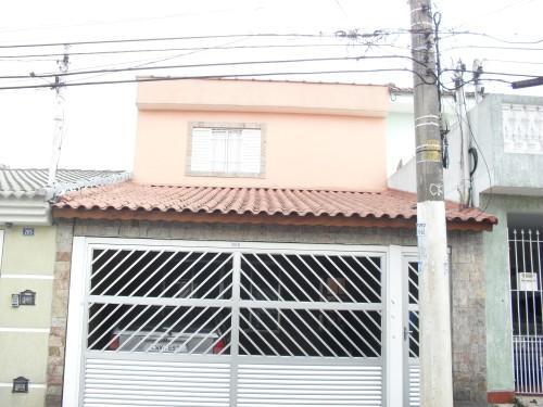 Casa 3 Dorm, Jardim Monte Carmelo, Guarulhos (SO1014)