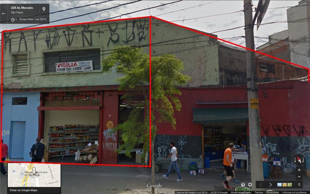 Galpão, Brás, São Paulo (GA0133) - Foto 2