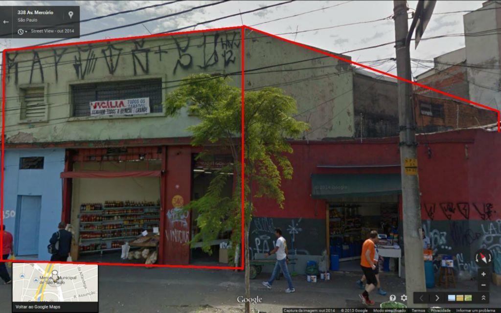 Galpão, Brás, São Paulo (GA0133)