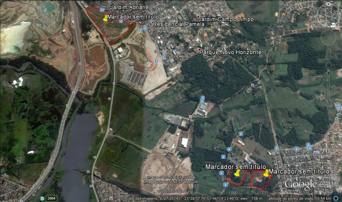 Terreno, Jardim Adriana, Itaquaquecetuba (AR0385)