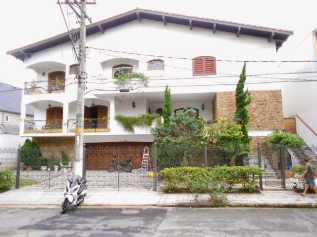 Casa 5 Dorm, Morumbi, São Paulo (SO1027)