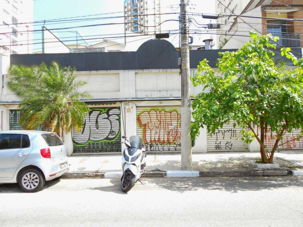 Galpão, Vila Mariana, São Paulo (GA0115)