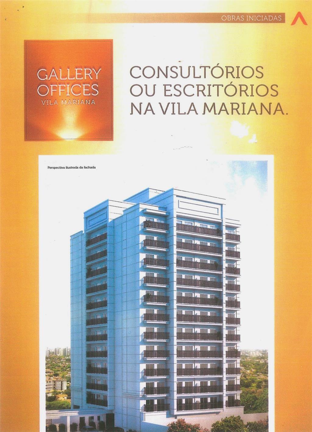 Sala, Vila Mariana, São Paulo (SA0225) - Foto 2