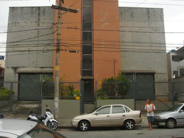 Galpão, Vila Monumento, São Paulo (GA0108)