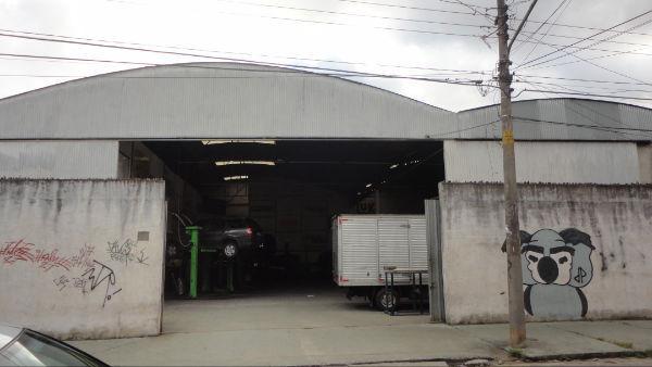 Galpão à venda, Vila Laís, São Paulo