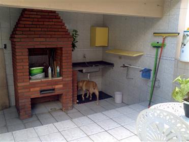 Casa Sobrado à venda, Vila Espanhola, São Paulo