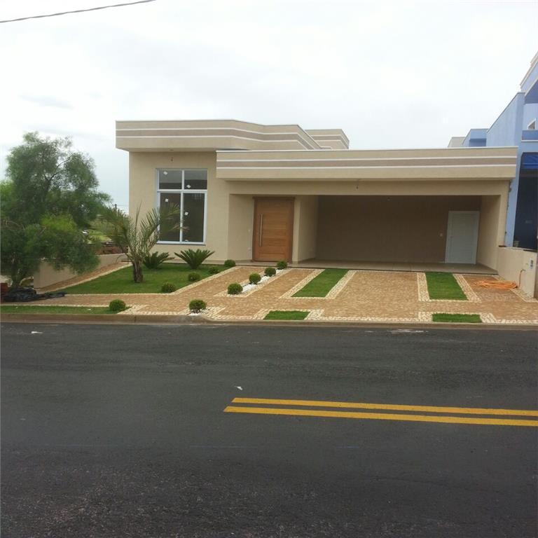Casa residencial à venda, Residencial Real Parque Sumaré, Su
