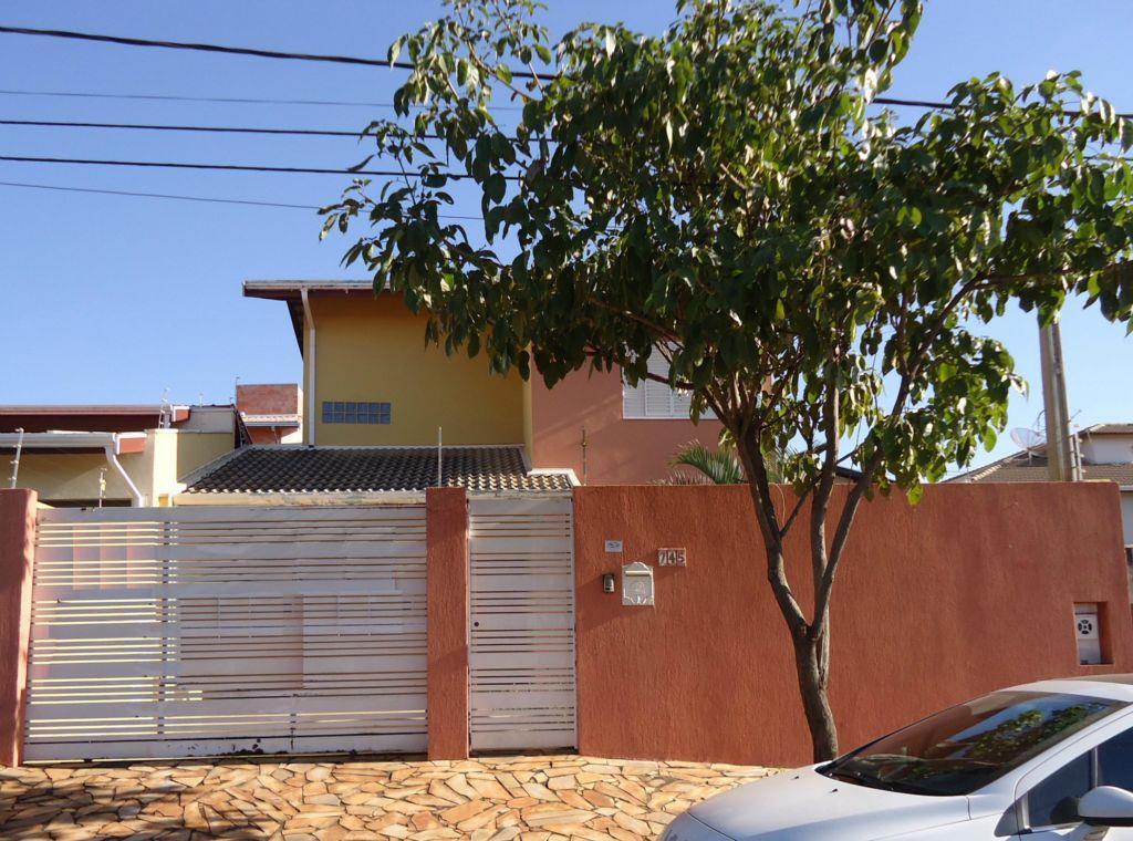 Casa residencial à venda, Residencial Terras do Barão, Campi