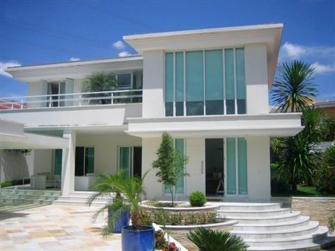 Casa residencial à venda, Alphaville Campinas, Campinas.