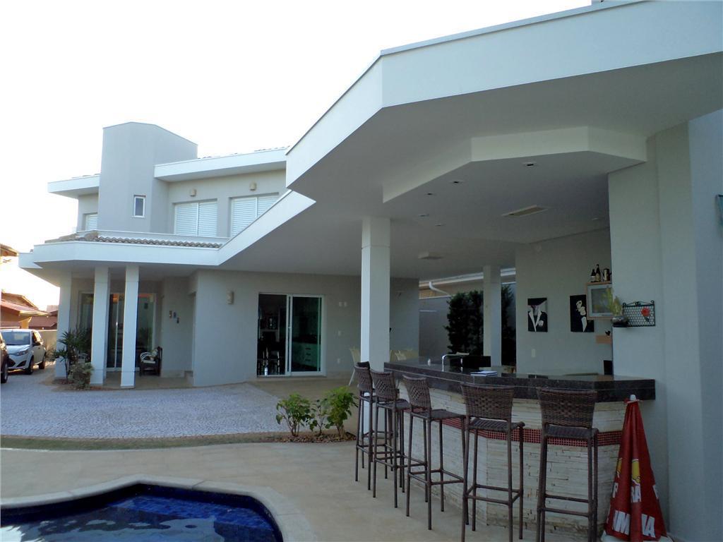 Casa  residencial à venda, Loteamento Residencial Barão do C