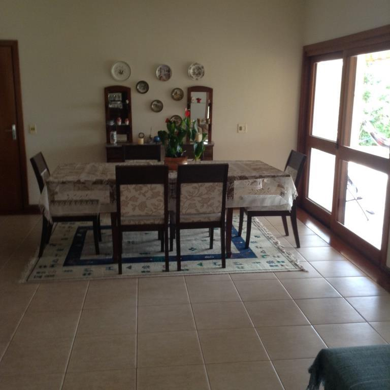 Casa de 4 dormitórios em Condomínio Marambaia, Vinhedo - SP