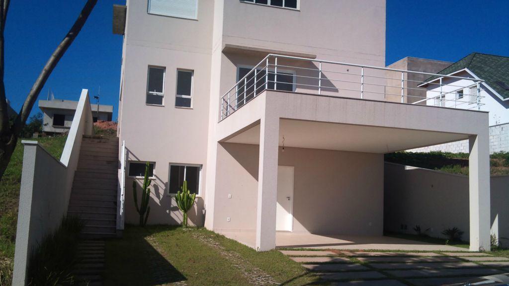 Sobrado residencial à venda, Engordadouro, Jundiaí.