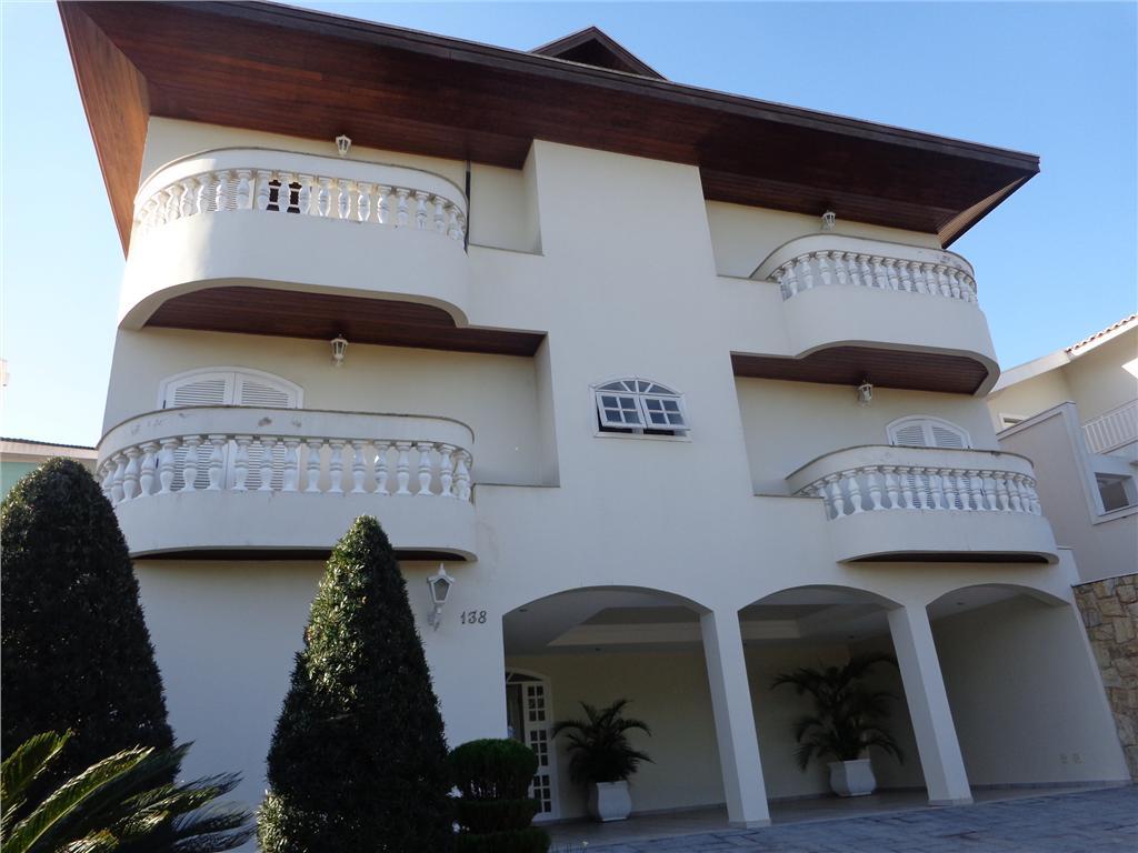 Sobrado residencial à venda, Portal do Paraíso I, Jundiaí.