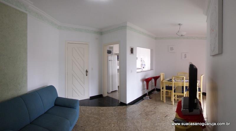 Apartamento residencial à venda, Praia da Enseada - Rufinos,