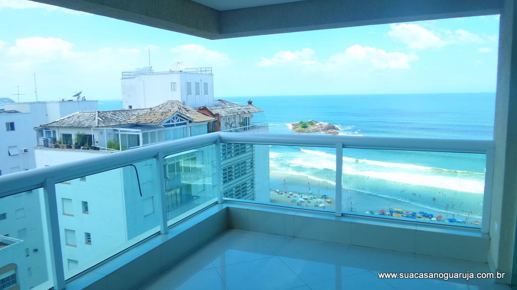 Apartamento  residencial à venda, Praia das Pitangueiras, Gu