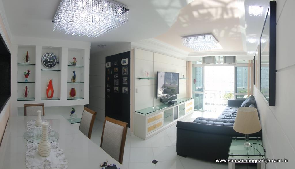 Apartamento  residencial à venda, Praia da Enseada - Tortuga