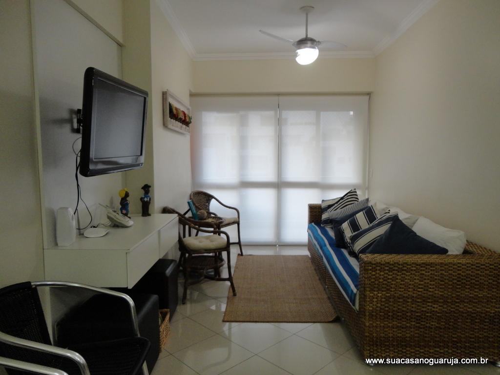 Apartamento  residencial à venda, Praia da Enseada - Fórum,