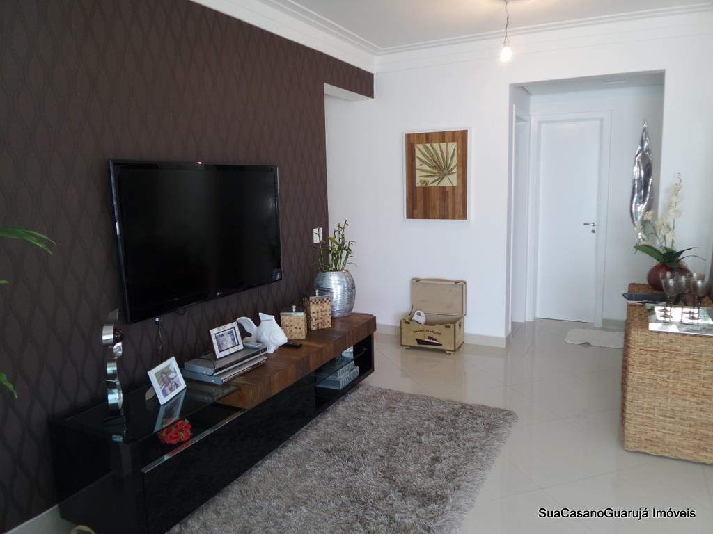 Apartamento residencial à venda, Praia da Enseada - Brunella