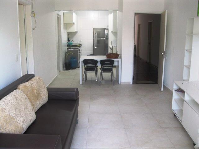 Apartamento residencial para locação, Praia da Enseada - Res