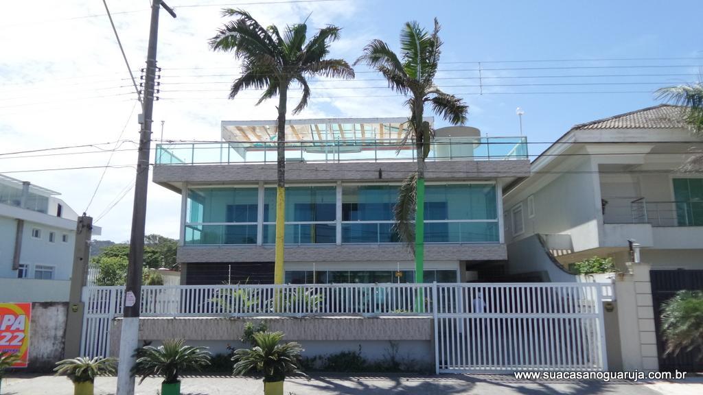Casa  residencial à venda, Praia da Enseada - Frente Mar, Gu