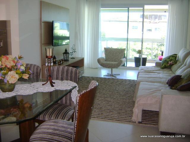 Apartamento  residencial à venda, Praia da Enseada - Brunell