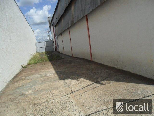 Barracão para Locação - Parque Industrial Tancredo Neves