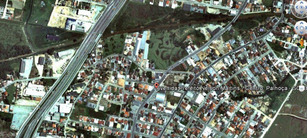 Terreno residencial à venda, Centro, Palhoça.
