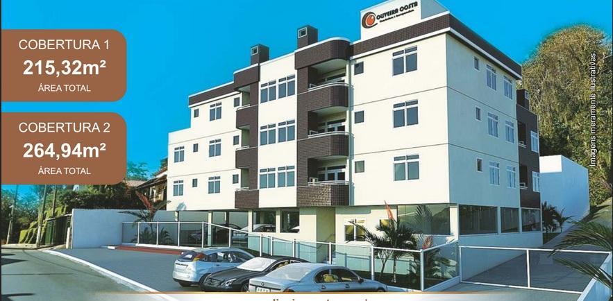 Apartamento residencial à venda, Canasvieiras, Florianópolis