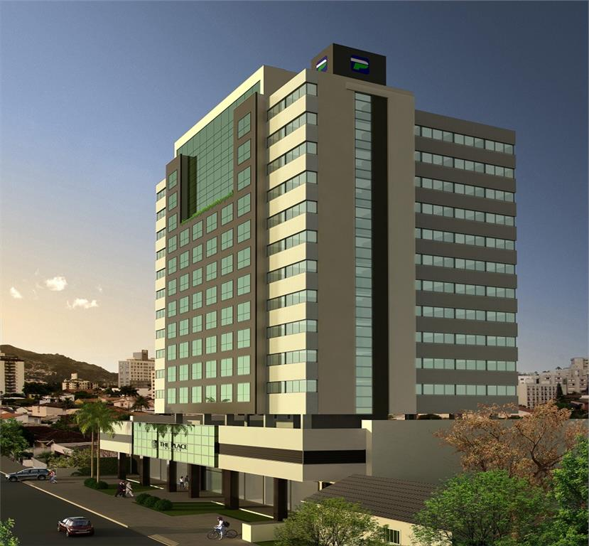 Sala à venda, 28 m² por R$ 245.000 - Trindade - Florianópolis/SC