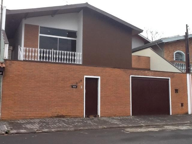 Casa 3 Dorm, Vila Progresso, Jundiaí (CA0924)
