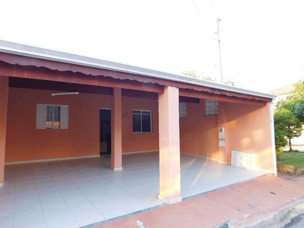 Casa 2 Dorm, Recanto Quarto Centenário, Jundiaí (CA1005)