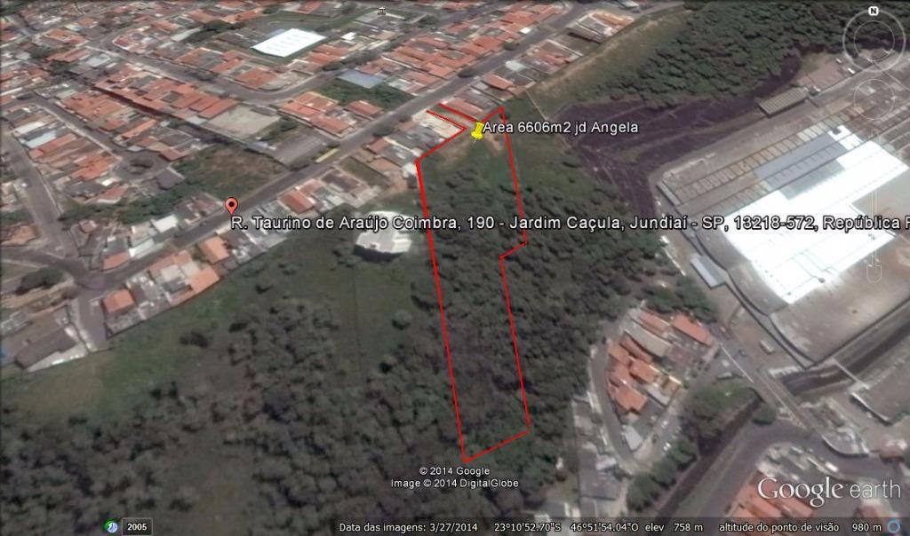 Terreno, Vila Aparecida, Jundiaí (TE0230)
