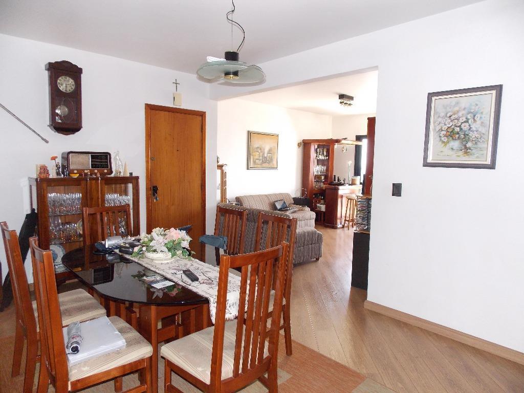 [Apartamento  residencial para venda e locação, Anhangabaú, Jundiaí.]