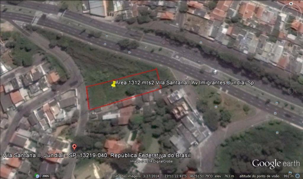 Total Imóveis - Terreno, Jardim Santana, Jundiaí