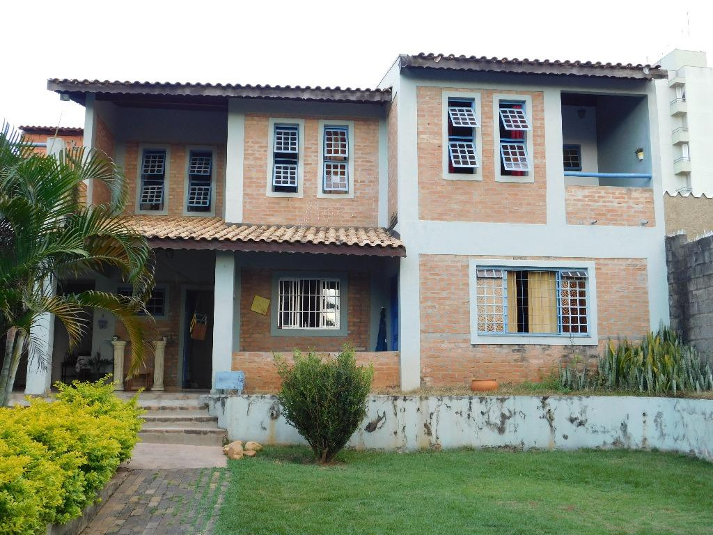 Casa 4 Dorm, Jardim Tamoio, Jundiaí (CA1009)