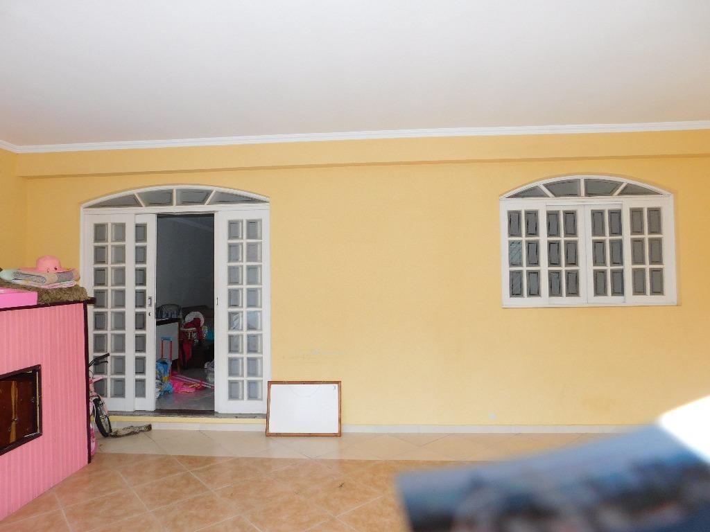 Casa 3 Dorm, Recanto Quarto Centenário, Jundiaí (CA1006)