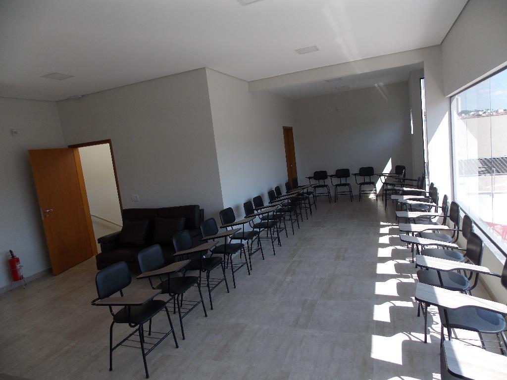 [Sala comercial para locação, Centro, Jundiaí - SA0055.]