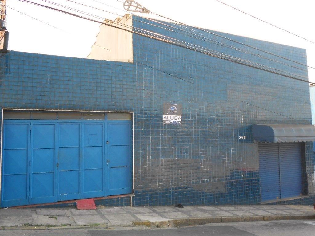 [Salão comercial para locação, Centro, Jundiaí - SL0002.]