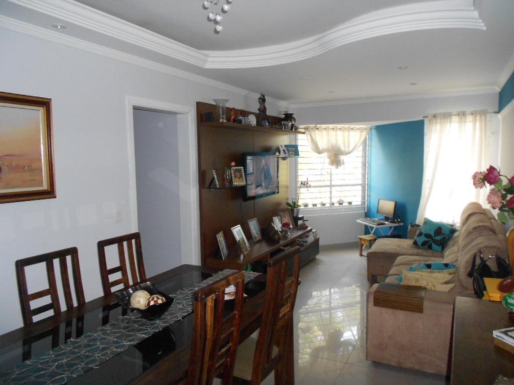 Apto 3 Dorm, Horto Santo Antonio, Jundiaí (AP0341)