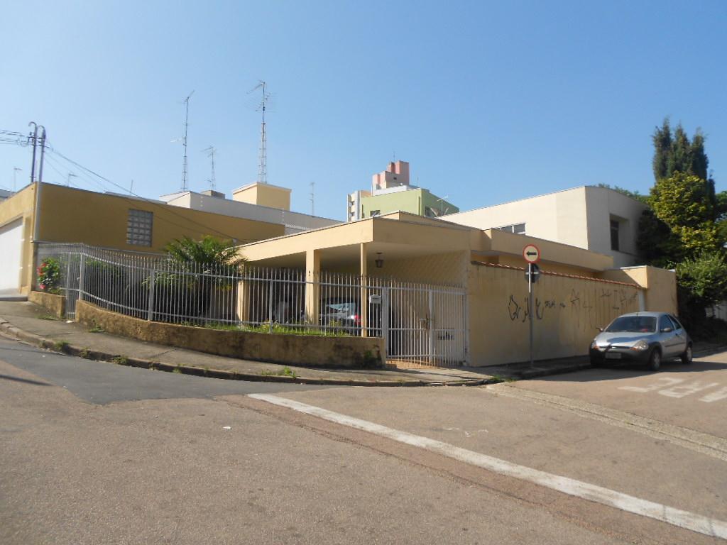 Casa 3 Dorm, Vila Municipal, Jundiaí (CA0233)