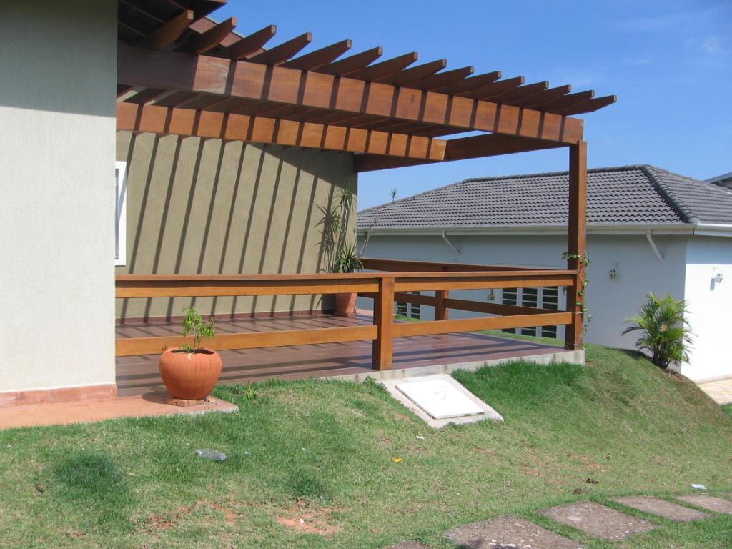 Casa 4 Dorm, Chácara Morada Mediterrânea, Jundiaí (CA0035) - Foto 8