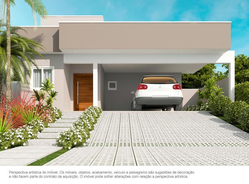 Casa 3 Dorm, Condomínio Fechado Ibi Aram, Itupeva (CA0801)