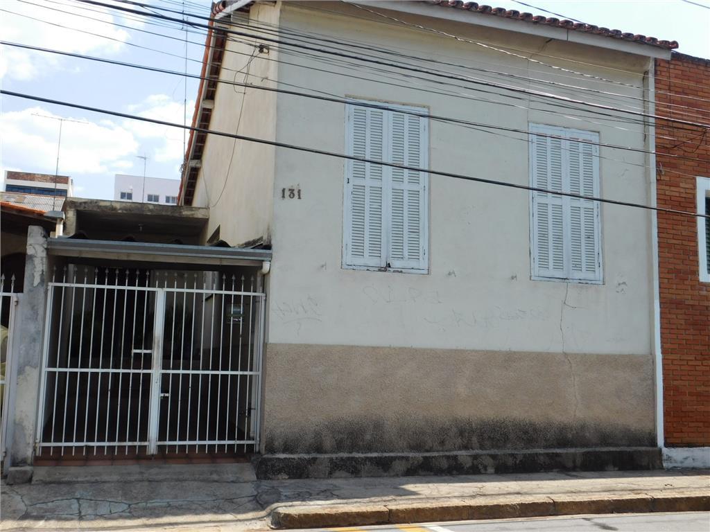 Casa 2 Dorm, Vila Municipal, Jundiaí (CA0895)