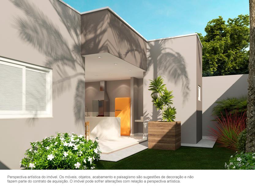 Casa 3 Dorm, Condomínio Fechado Ibi Aram, Itupeva (CA0801) - Foto 2