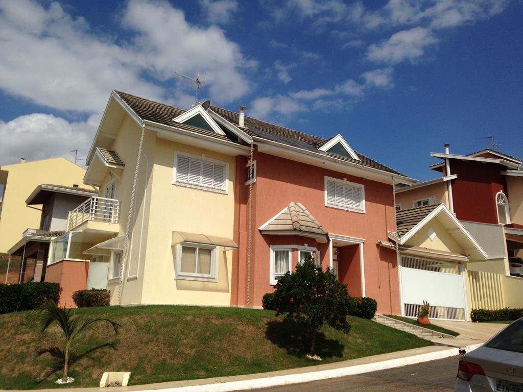Casa 3 Dorm, Jardim Novo Mundo, Jundiaí (CA0806)