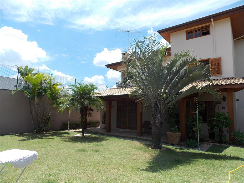 [Casa  residencial à venda, Portal do Paraíso I, Jundiaí.]