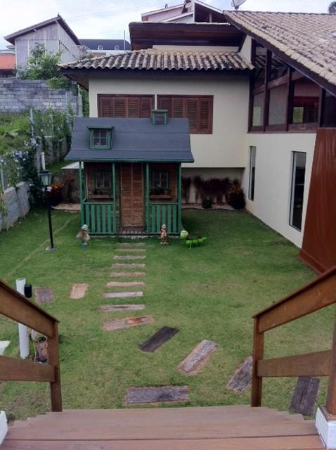 [Casa residencial à venda, Serra dos Cristais, Cajamar - CA0455.]