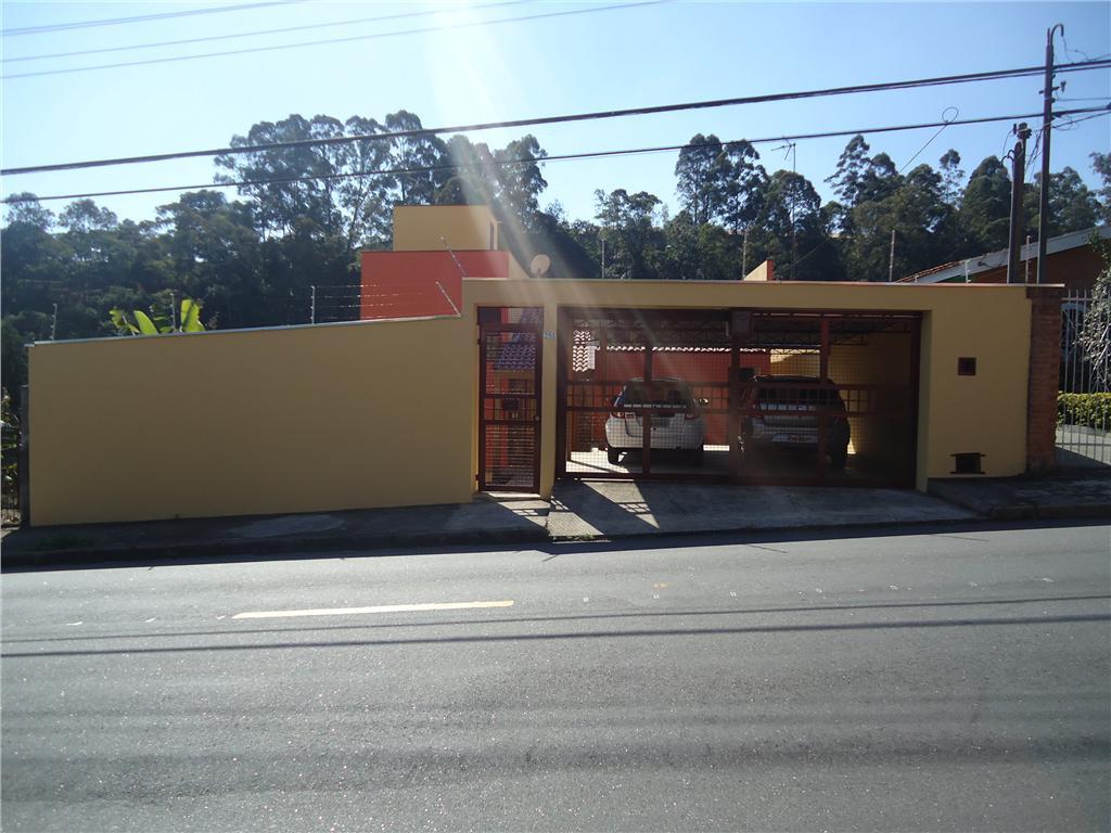 Casa 3 Dorm, Jardim Carpas, Jundiaí (CA0372)