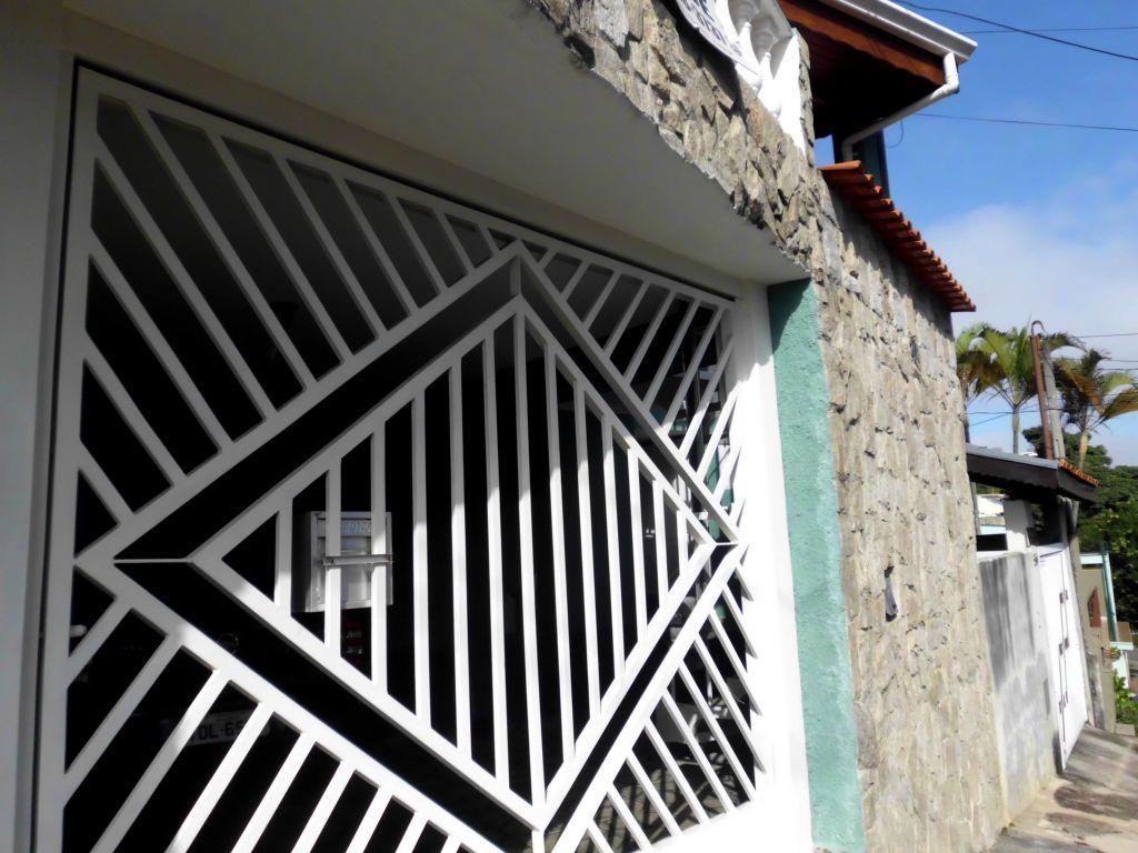 Casa 3 Dorm, Jardim Pacaembu, Jundiaí (CA0361)